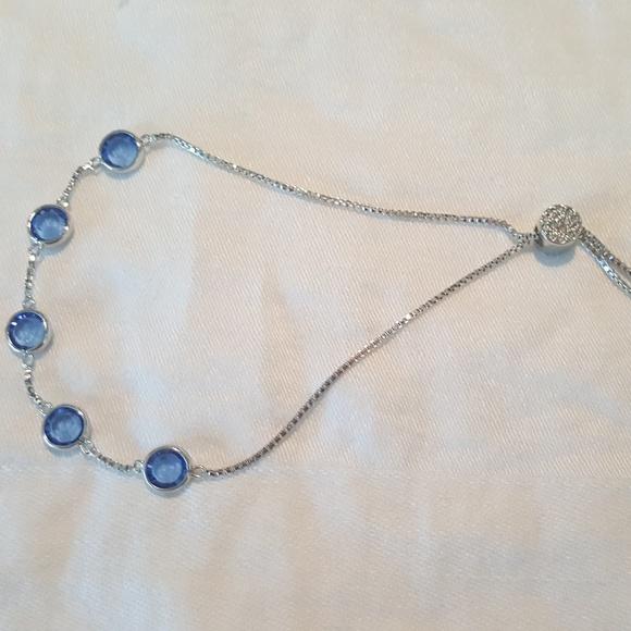 IBB Jewelry - Adjustable bracelet or anklet Signed IBB CN